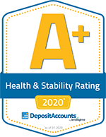 A+ Health & Stability Rating